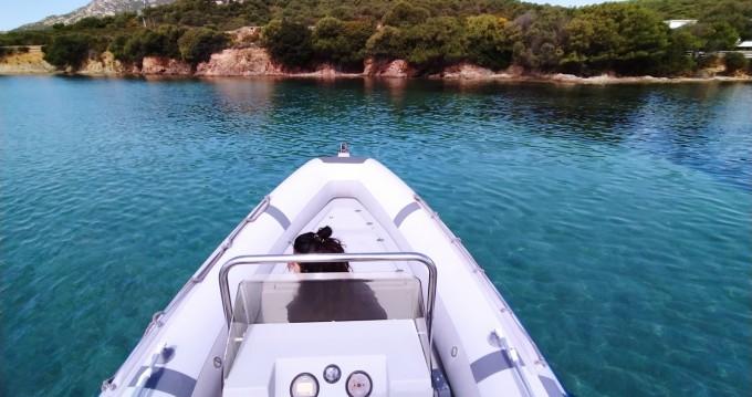 Boat rental Joker Boat Clubman 21 in Porto Rotondo on Samboat