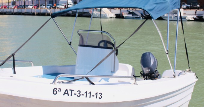 Hire Motorboat with or without skipper Dipol Cullera
