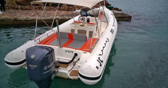 Rental yacht Hyères - Joker Boat Clubman 28 on SamBoat