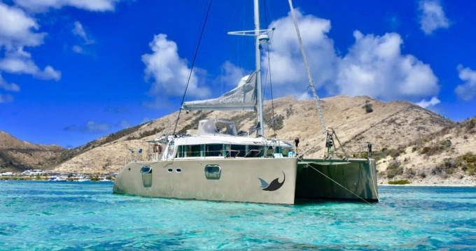 Rental yacht Le Marin - VISAGE 450 on SamBoat