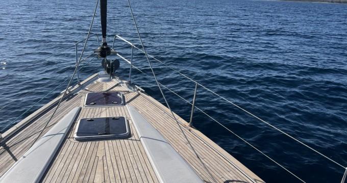 Rent a Bavaria Bavaria 46 Cruiser Cagliari Port