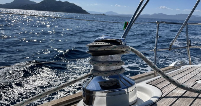 Bavaria Bavaria 46 Cruiser between personal and professional Cagliari Port