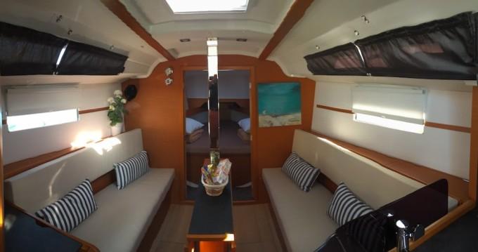 Boat rental Gouvia cheap Sun Odyssey 349