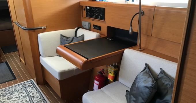 Boat rental Jeanneau Sun Odyssey 409 in Gouvia on Samboat