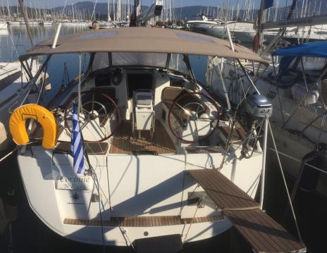 Rental yacht Gouvia - Jeanneau Sun Odyssey 409 on SamBoat