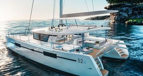 Rental Catamaran in Le Marin - Lagoon Lagoon 52 S