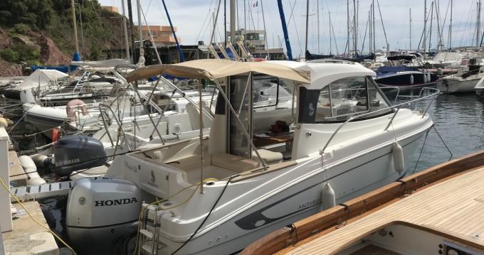 Rental yacht Mandelieu-la-Napoule - Bénéteau Antares 680 HB on SamBoat