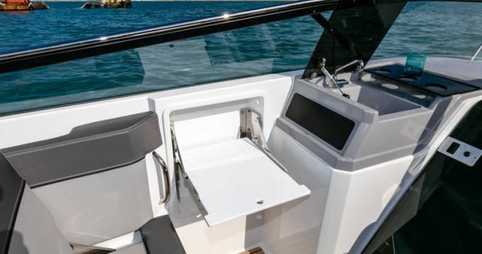Boat rental Cogolin cheap Cap Camarat 7.5 DC Serie 2