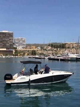 Rental yacht Alicante - Quicksilver Activ 675 Open on SamBoat