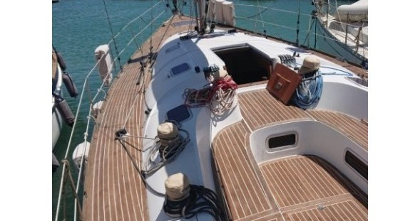 Hire Sailboat with or without skipper Comar Nettuno