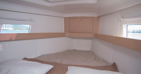 Rental yacht Kórfos - Elan Impression 45 on SamBoat