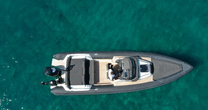 Rental RIB in Milos - Next Boats Shearwater