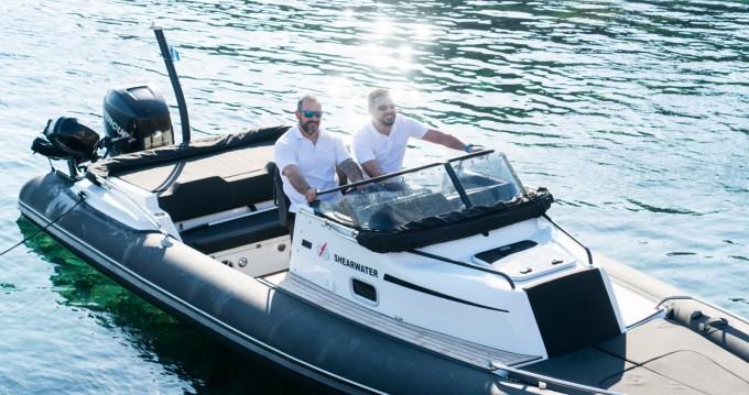 Rental yacht Milos - Next Boats Shearwater on SamBoat