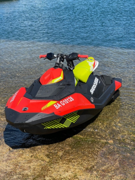 Hire Jet Ski with or without skipper Sea-Doo Fréjus