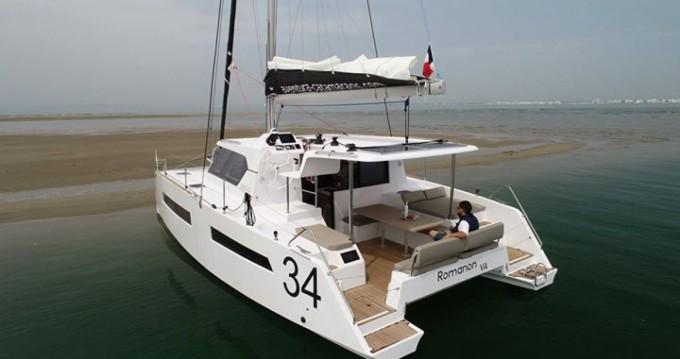 Boat rental Aventura A34 in Le Marin on Samboat