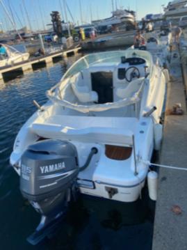 Rental yacht Gruissan - Sessa Marine Islamorada 19 on SamBoat