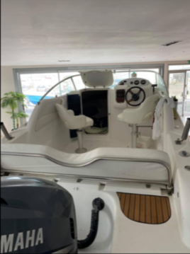 Hire Motorboat with or without skipper Sessa Marine Gruissan