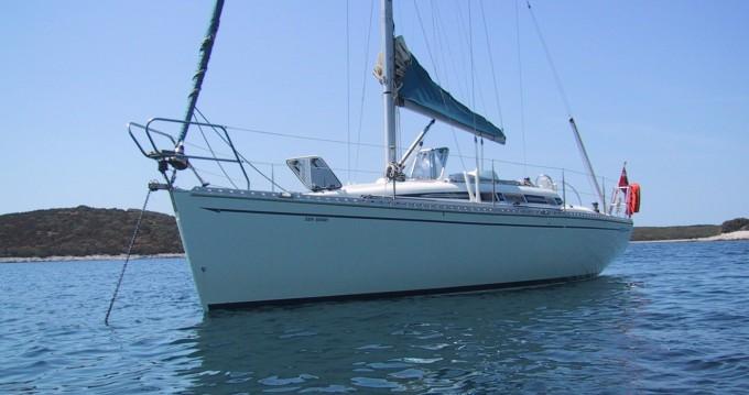 Rental Sailboat in Poole - Elan Elan 333