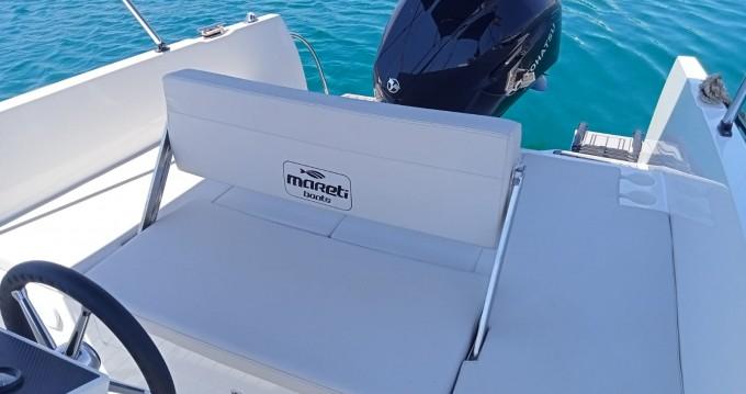 Rental yacht Torrevieja - Darekco MARETI 585 OPEN on SamBoat