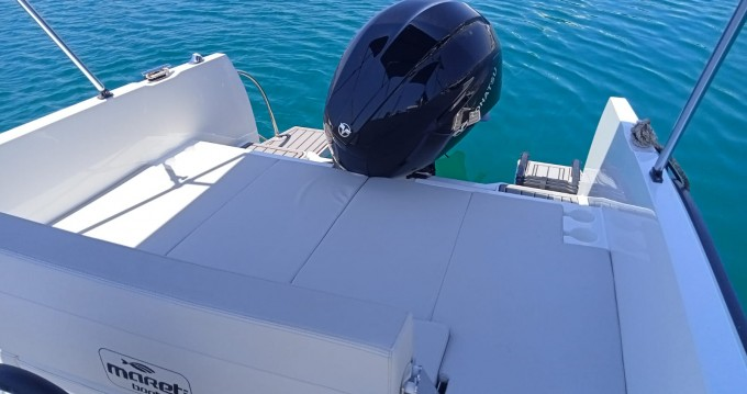 Hire Motorboat with or without skipper Darekco Torrevieja