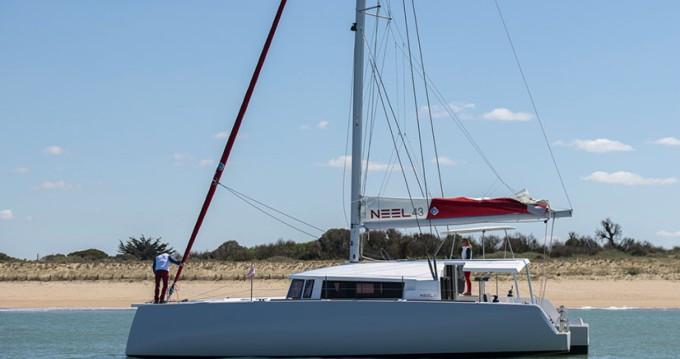 Boat rental Neel Neel 43 in Ajaccio on Samboat