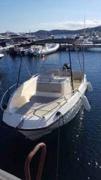 Boat rental Aix-les-Bains cheap Activ 535 Open