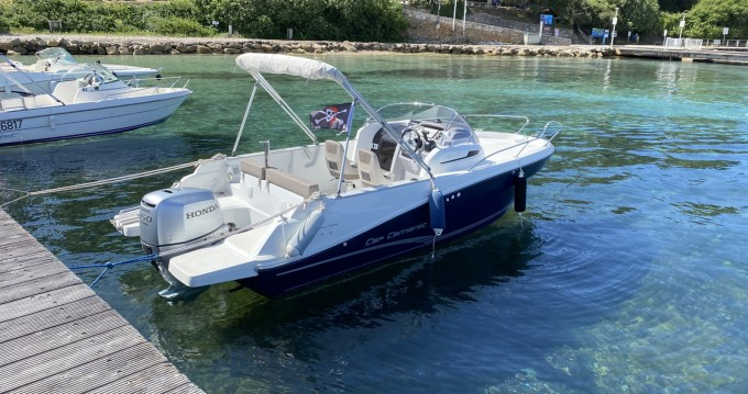 Hire Motorboat with or without skipper Jeanneau Mandelieu-la-Napoule