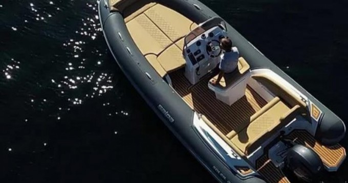Boat rental Salpa Salpa Soleil 23 in Ajaccio on Samboat