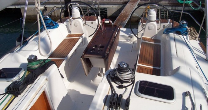 Rental yacht Valletta - Dufour Dufour 455 Grand Large on SamBoat