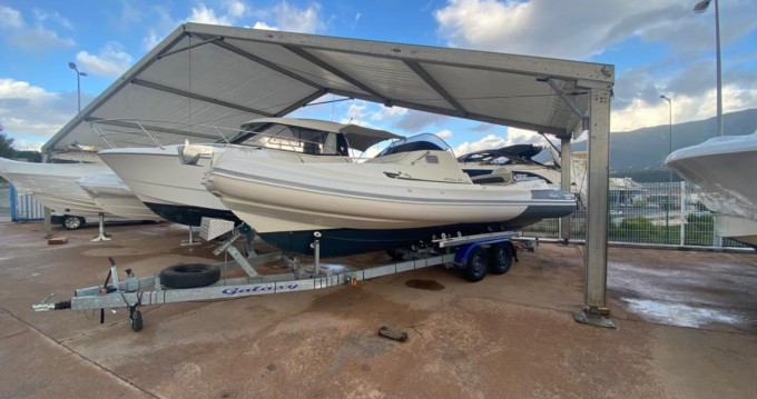 Hire RIB with or without skipper Nuova Jolly Ajaccio