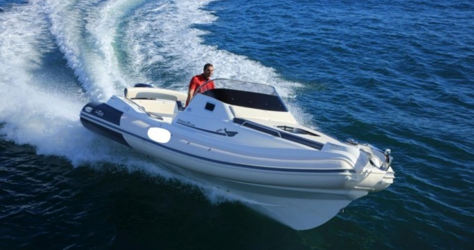Boat rental Ajaccio cheap Prince 23 Cabin