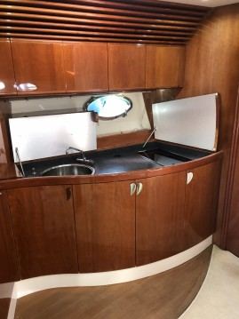 Rental Motorboat in Cannes - Pershing Pershing 52