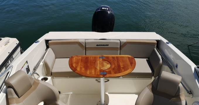 Hire Motorboat with or without skipper Quicksilver Fos-sur-Mer
