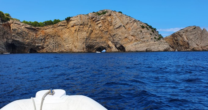 Hire RIB with or without skipper Selva l'Estartit