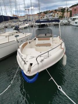 Rental Motorboat in Banyuls-sur-Mer - Rascala Open 650