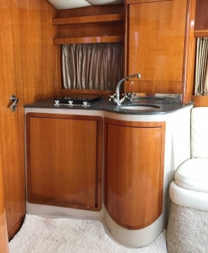 Hire Motorboat with or without skipper Tornado Naples