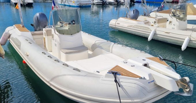 Boat rental Capelli Tempest 700 Open in Banyuls-sur-Mer on Samboat