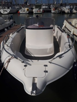 Rental yacht Le Havre - Pacific Craft Pacific Craft 550 Open North Shore on SamBoat