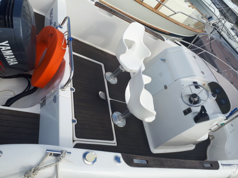Pacific Craft Pacific Craft 550 Open North Shore between personal and professional Le Havre