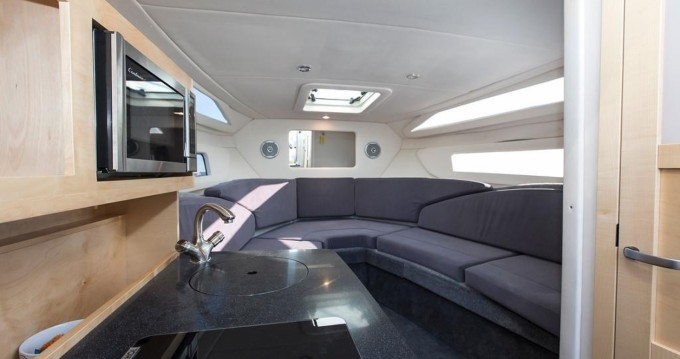 Bayliner Ciera 8 between personal and professional Thonon-les-Bains