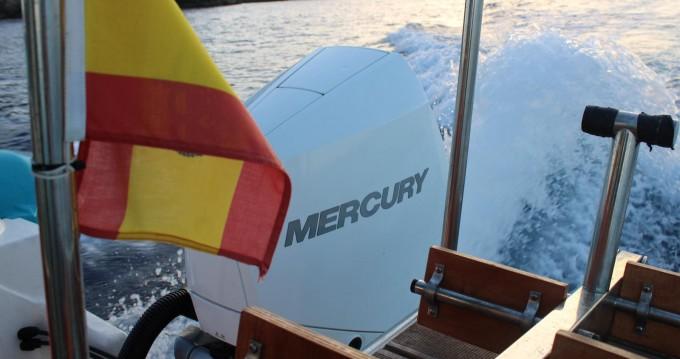 Rental yacht Fornells - ESTALEIROS DO NORTE,LDA. PB-800 on SamBoat