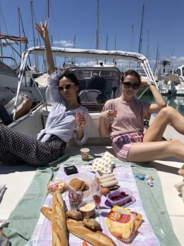 Boat rental esterel 480 in Saint-Laurent-du-Var on Samboat