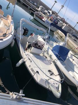 Rental Motorboat in Saint-Laurent-du-Var - esterel 480