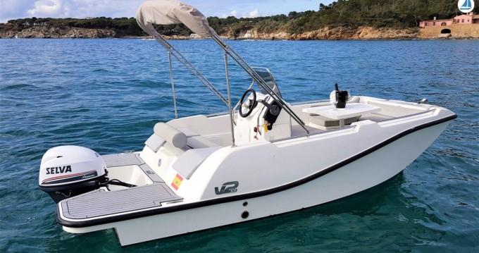 Boat rental V2 BOATS 5.0 SPORT in Torrevieja on Samboat