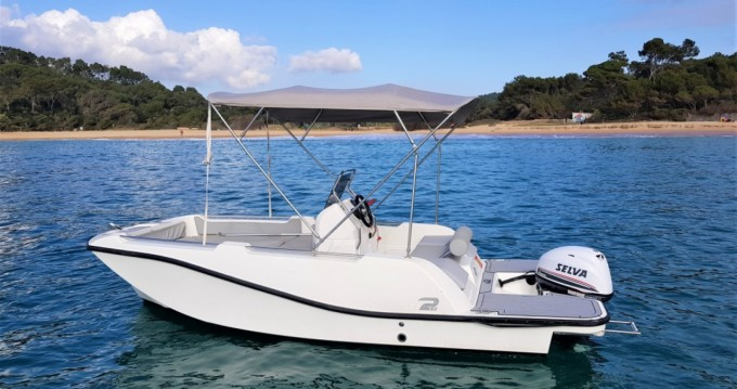 Boat rental Torrevieja cheap 5.0 SPORT