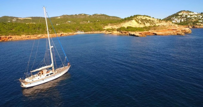 Hire Sailboat with or without skipper Price Yacht Ibiza Island