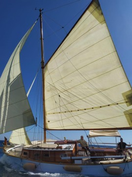 Rental Sailboat in Palma de Mallorca - Poseidon Bluewater 480