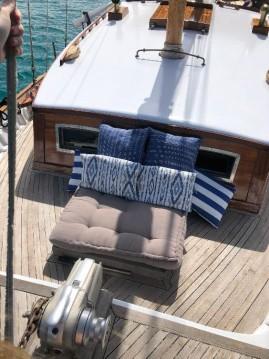 Hire Sailboat with or without skipper Poseidon Palma de Mallorca