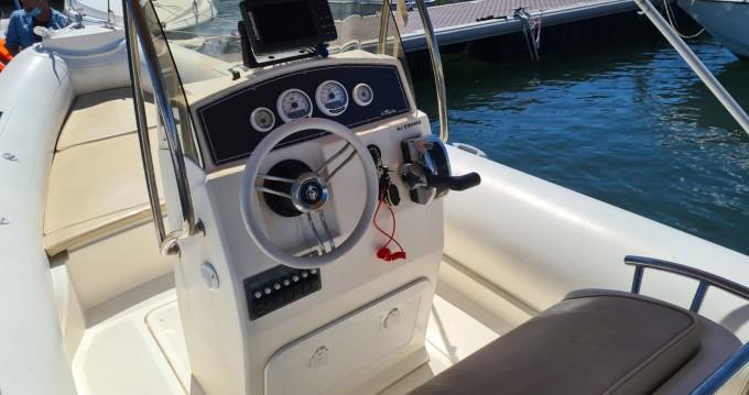 Boat rental Black Fin Elegance 20 in Saint-Florent on Samboat