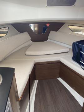 Rental yacht Antibes - Jeanneau Cap Camarat 7.5 WA Serie 2 on SamBoat
